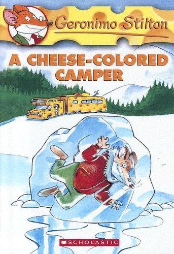 9780606332811: A Cheese-colored Camper (Geronimo Stilton)
