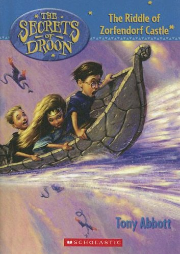 9780606332989: Riddle of Zorfendorf Castle (Secrets of Droon)