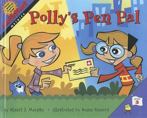 9780606333214: Polly's Pen Pal (Mathstart Level 3)