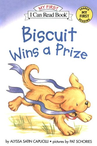 9780606333252: Biscuit Wins a Prize