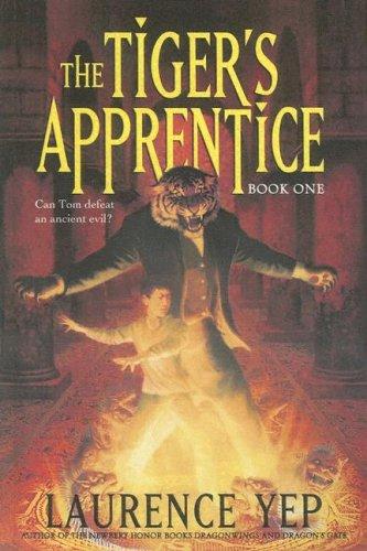 9780606333276: Tiger's Apprentice