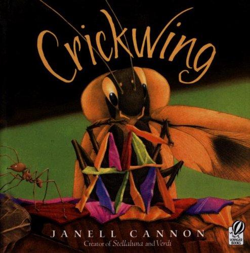 9780606333979: Crickwing