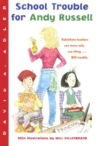 9780606334112: School Trouble for Andy Russell