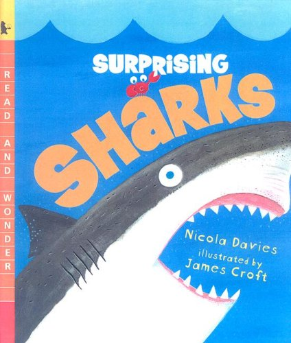 9780606334341: Surprising Sharks (Read And Wonder)