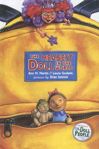 9780606334433: The Meanest Doll in the World (The Doll People)