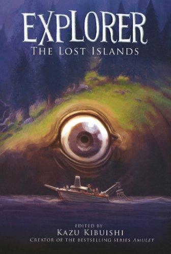 9780606334563: The Lost Islands (Turtleback School & Library Binding Edition) (Explorer)
