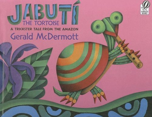 9780606335300: Jabuti the Tortoise: A Trickster Tale from the Amazon