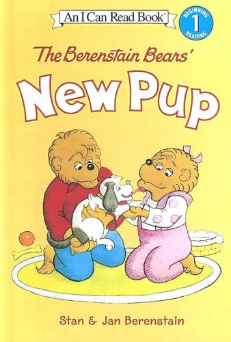 9780606336147: The Berenstain Bears' New Pup (I Can Read! Level 1: the Berenstain Bears)