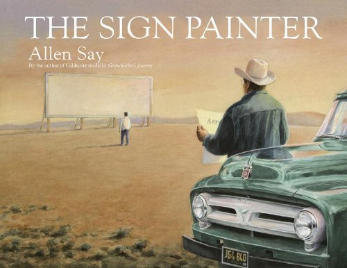 9780606336420: The Sign Painter (Turtleback School & Library Binding Edition)