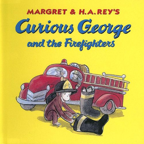 9780606336550: Curious George and the Firefighters