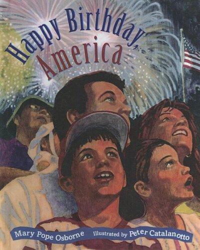 9780606337021: Happy Birthday, America