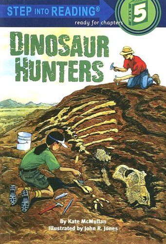 9780606337175: Dinosaur Hunters (Step Into Reading, Step 5)