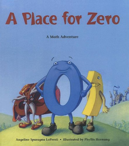 9780606337946: Place for Zero (Math Adventures)