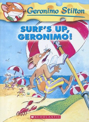 9780606338127: Surf's Up, Geronimo!
