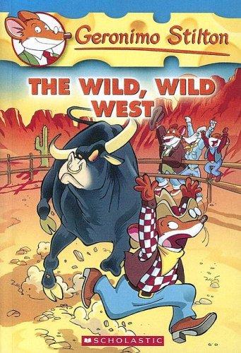 9780606338240: The Wild, Wild West (Geronimo Stilton)