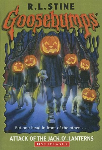 9780606338363: Attack of the Jack-o-lanterns (Goosebumps)
