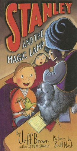 9780606339629: Stanley And the Magic Lamp (Flat Stanley)