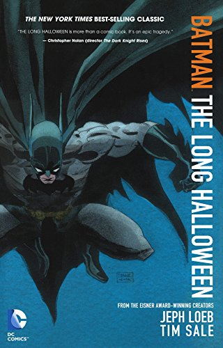 9780606340038: Batman: The Long Halloween (Turtleback School & Library Binding Edition)