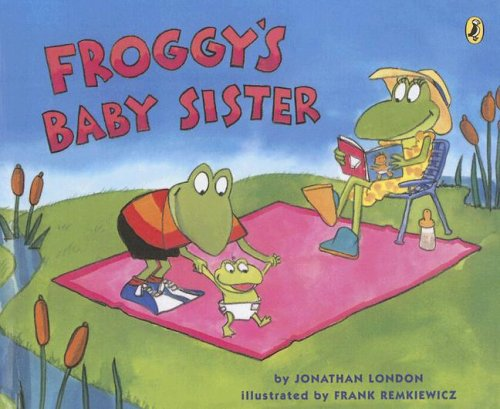 9780606340571: Froggy's Baby Sister