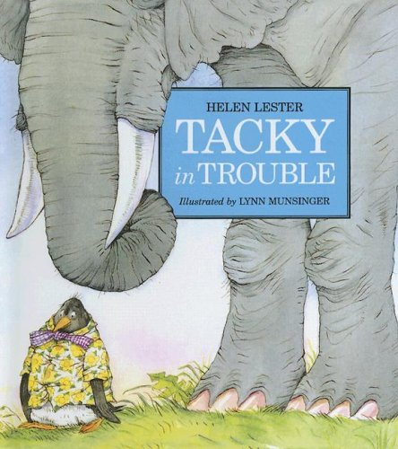 9780606340625: Tacky in Trouble: Tacky the Penguin