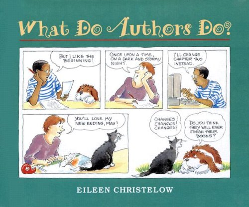 9780606340724: What Do Authors Do?