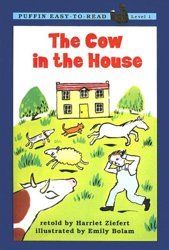 9780606340809: Cow in the House (Puffin Easy-to-Read)