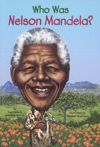 9780606341585: Who Was Nelson Mandela? (Turtleback School & Library Binding Edition)