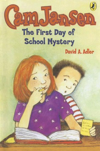 9780606341745: Cam Jansen and the First Day of School Mystery (Cam Jansen Adventure)