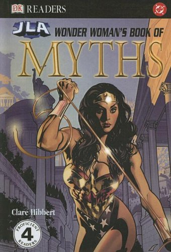 9780606343121: Wonder Woman's Book of Myths (Dk Readers, Level 4)