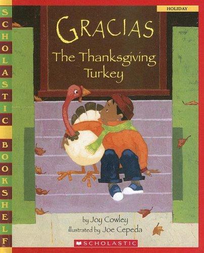 9780606343442: Gracias the Thanksgiving Turkey (Scholastic Bookshelf)