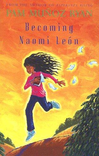 9780606344340: Becoming Naomi Leon
