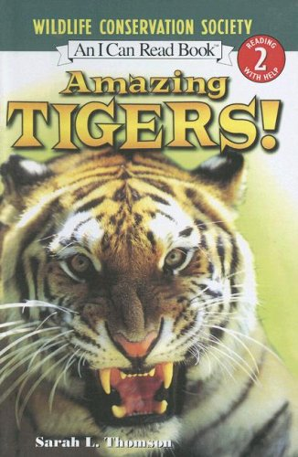 9780606344593: Amazing Tigers (I Can Read: Level 2)