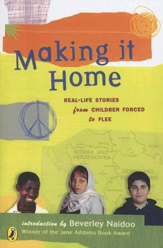 9780606346245: Making It Home: Real-life Stories from Children Forced to Flee