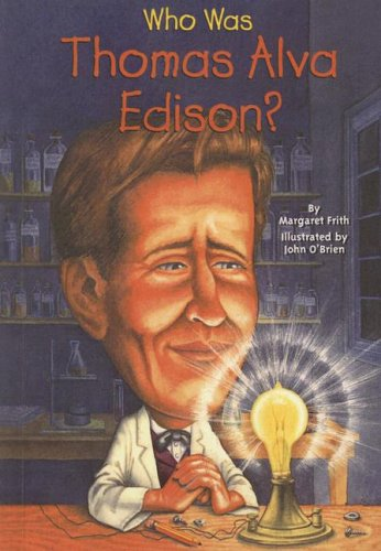 9780606346344: Who Was Thomas Alva Edison?