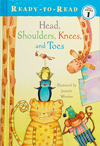 9780606346504: Head, Shoulders, Knees And Toes (Ready-to-read Level 1)