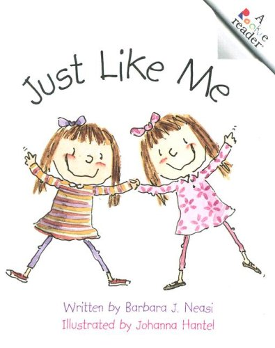 9780606346535: Just Like Me (Rookie Reader Level B)