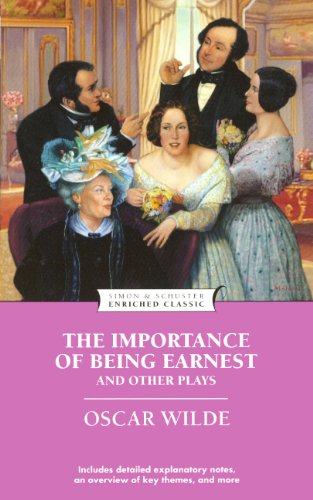 9780606346627: The Importance Of Being Earnest And Other Plays (Enriched Classic) (Turtleback School & Library Binding Edition)
