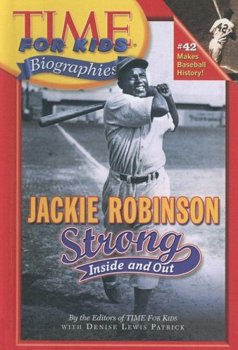 9780606346726: Jackie Robinson: Strong Inside And Out