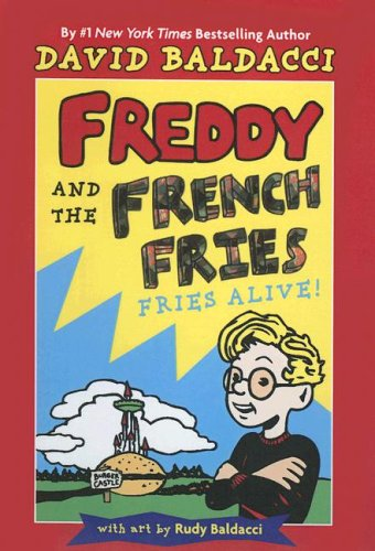 9780606346887: Fries Alive! (Freddy and the French Fries)