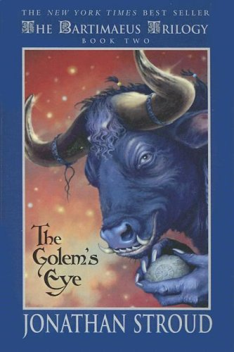 9780606346924: Golem's Eye (Bartimaeus Trilogy)