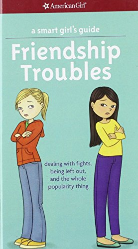 9780606347327: Friendship Troubles (Turtleback School & Library Binding Edition) (American Girl)