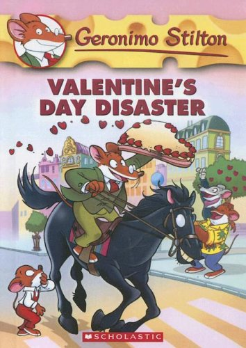 9780606347679: Valentine's Day Disaster (Geronimo Stilton)