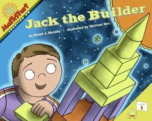 9780606349710: Jack the Builder (Mathstart)