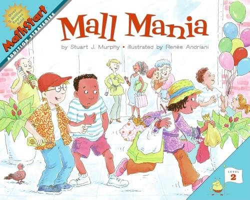 9780606349734: Mall Mania (Mathstart)