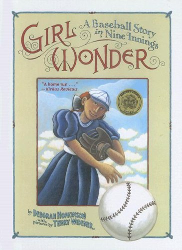 9780606350174: Girl Wonder: A Baseball Story in Nine Innings