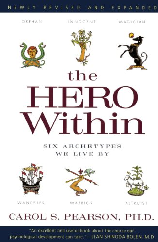9780606350990: The Hero Within: Six Archetypes We Live by