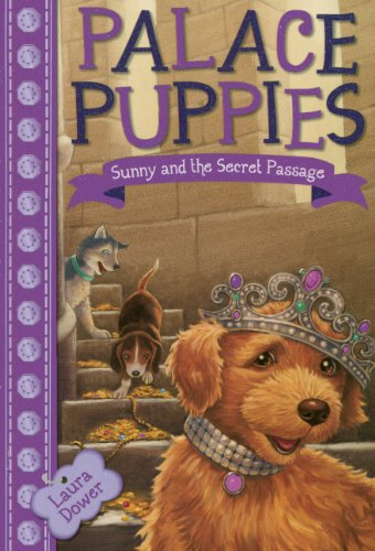 9780606351089: Sunny and the Secret Passage (Palace Puppies)