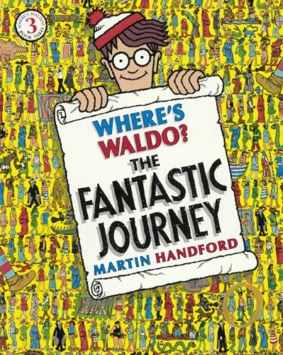 9780606351195: Where's Waldo? The Fantastic Journey