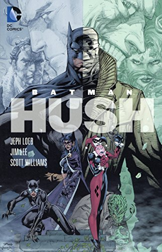 9780606352116: Batman: Hush (Turtleback School & Library Binding Edition)