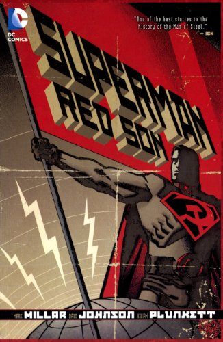 Superman: Red Son (Turtleback School & Library Binding Edition): Millar, Mark